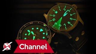 Tỏa sáng với đồng hồ dạ quang - Xchannel
