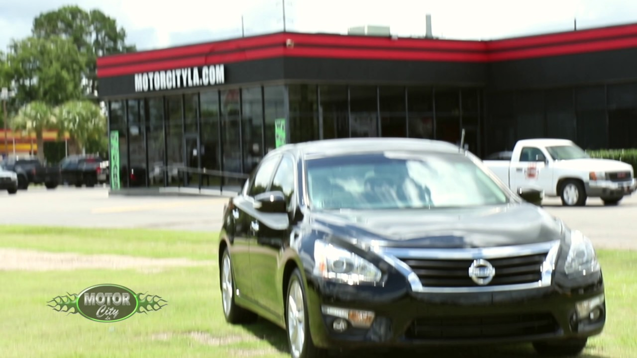 Motor City LA, Lafayette, Louisiana, ---- Nissan Altima