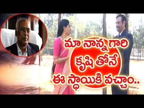 Exclusive interview with Vignan Group of Institutions Vice Chairman Lavu Rani Rudrama Devi