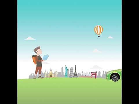 Europcar International Booking