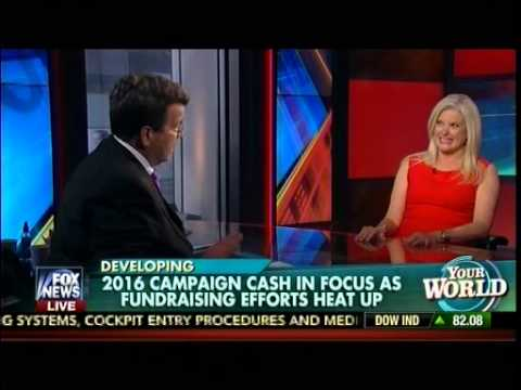 2016 Campaign Cash In Focus As Fundraising Efforts Heats Up - Cavuto