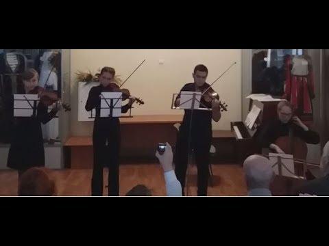 М.Глинка.  Патриотическая песня. (Москва) M. Glinka. Patriotic Song (Moscow)