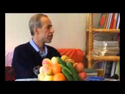 تجربیات 30 ساله پروفسور مظفرپور از گیاهخواری (هرم غذایی قرآن)