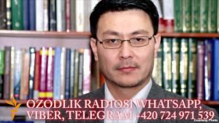 OzodNazar: Тошкент Москвадан қўрқаяптими ёки андиша қилаяптими?