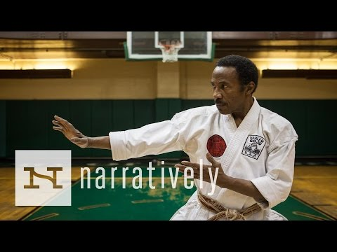 The Harlem Grandmaster and His Ten Thousand Karate Kids | Narratively