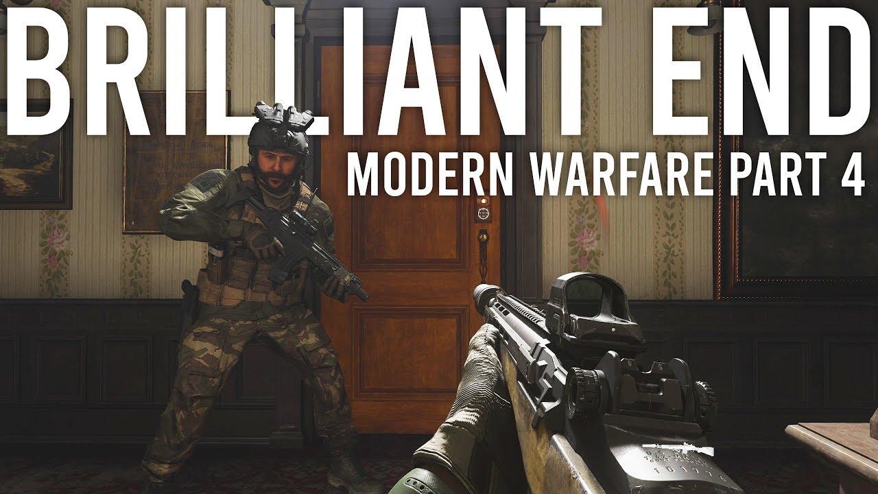 Une brillante fin! - Modern Warfare Part 4 + vidéo