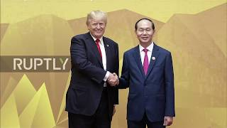 Vietnam: Putin and Trump arrive for last day of APEC Summit