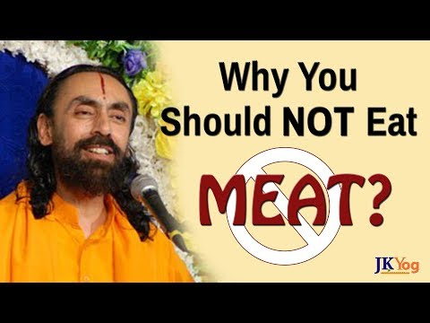 Vegetarian vs Non Vegetarian in Hinduism | You Become What You Eat