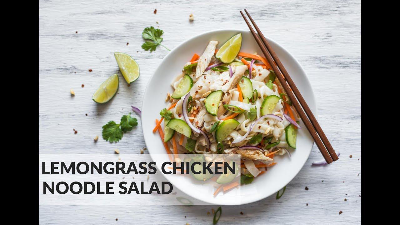 how to make lemongrass chicken