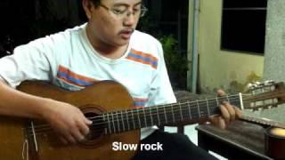 Điệu SlowRock - Tình ca vô tận