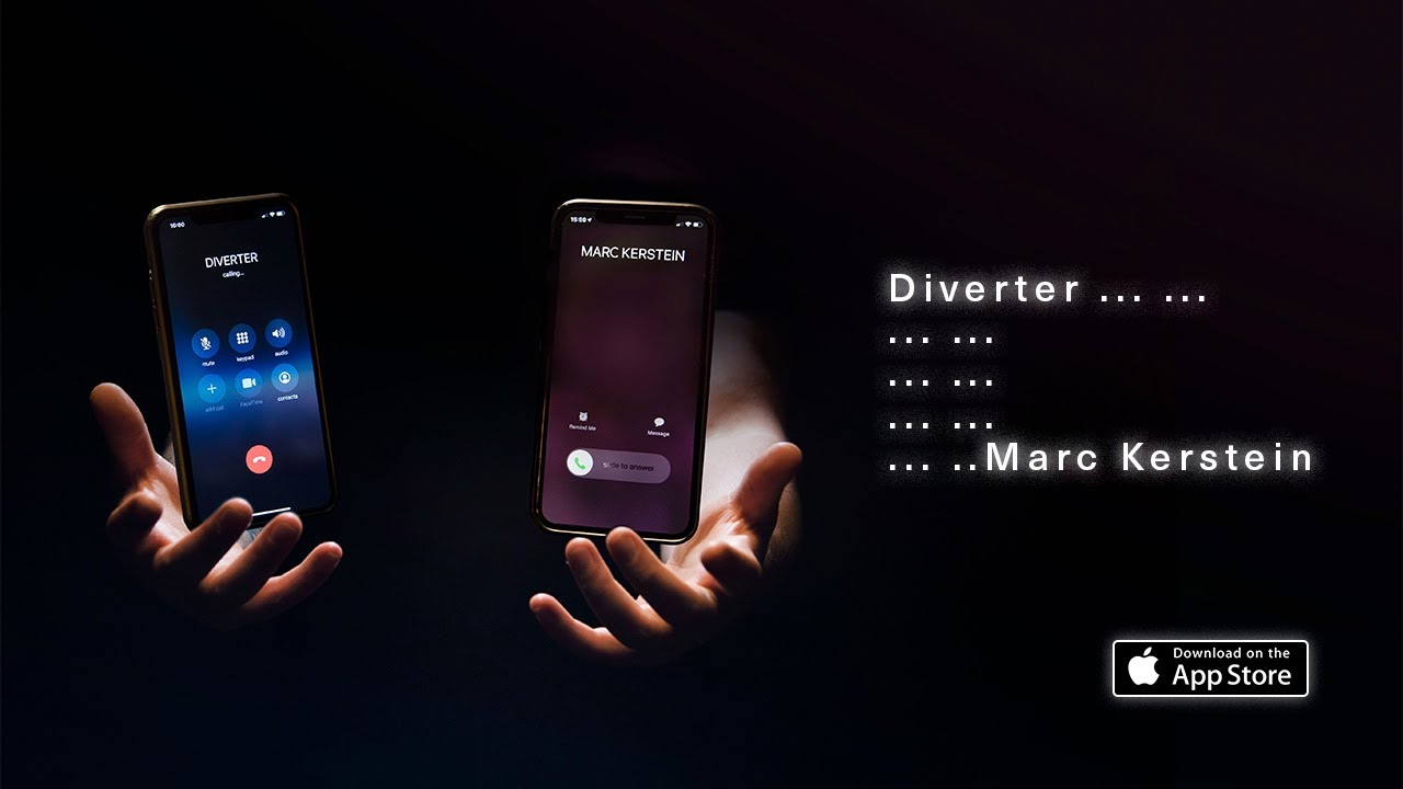 Diverter by Marc Kerstein - Hijack and divert any number called ...