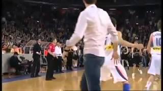 Супер ГОЛ в баскетболе