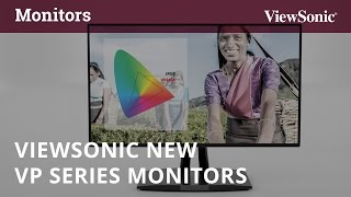ViewSonic New VP Series Monito…