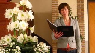 Meine Seele ist still zu Gott; opus 105 nr 2   Max Reger