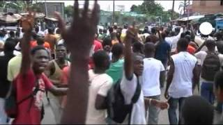 Ivory Coast on the brink of civil war, UN warns