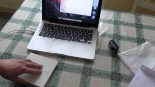 Распаковка и обзор Привод DVD±RW ASUS