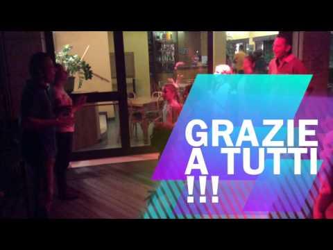 Melanzane - Leone di Lernia - Turn Around - Animazione Hotel Columbia Marina Romea