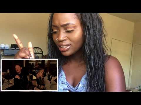 OOOUUU, Sneakin & Starboy-Young M.A, Drake & The Weeknd William Singe & Conor Maynard Cover REACTION