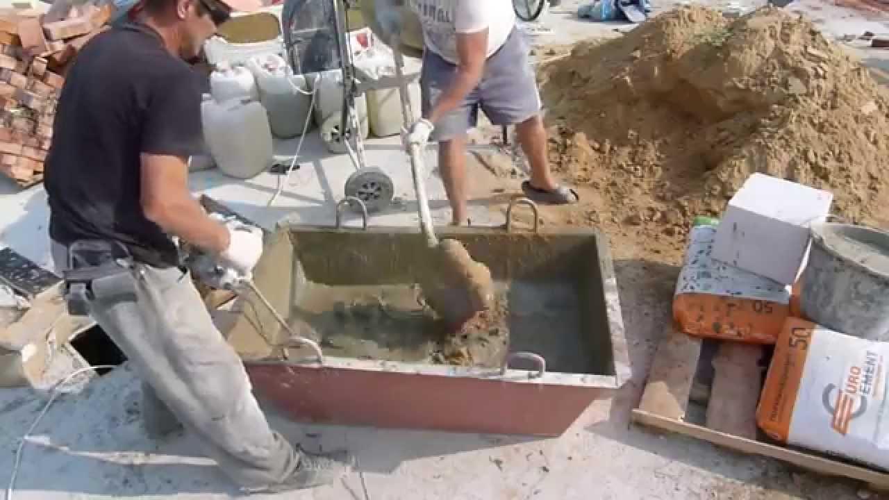 Раствор цементный в миксере сертификаты бетона