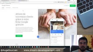 Tuto pour Créer un Site Internet Gratuitement Avec Google My Business