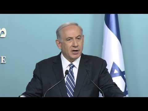 Prime Minister Benjamin Netanyahu, From YouTubeVideos