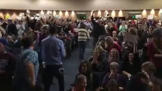 Utah Rep Jason Chaffetz Town Hall is PWNED by 10 year old girl