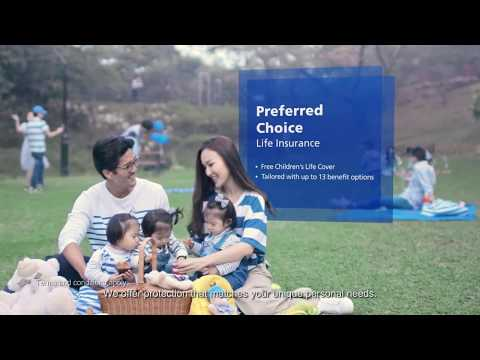 "Zurich's ""Looking deeper. Protecting you better."" new brand concept - Family (with English subtitle)"
