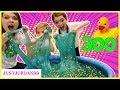 300 Pounds Slime - Duck Pond!🦆 / JustJordan33