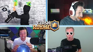 TRY NOT TO LAUGH CHALLENGE! | ULTIMATE Clash Royale FUNNY MOMENTS Of The Week #1