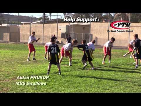 Aliso Viejo Christian School vs Mission Basilica  Swallows
