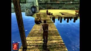 """корсары 2. как получить """"Губитель мельниц"""" на 6 уровне."""
