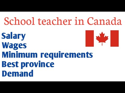 Early Childhood Education In Canada With Their Demand, Salary, Wages, Best Province, Best Colleges