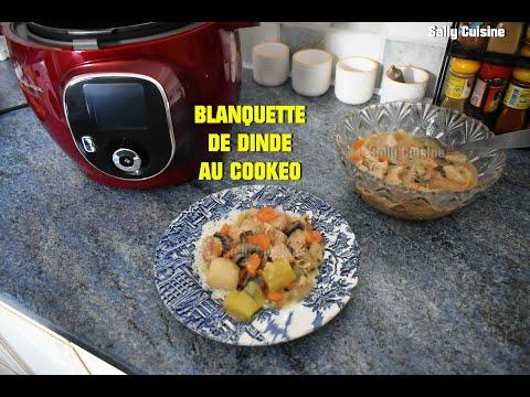 blanquette-de-dinde-au-cookeo-|-sally-cuisine-{Épisode-85}