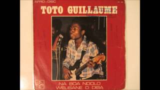 Toto Guillaume - welisane o diba (Afro disc 1978 AD066)