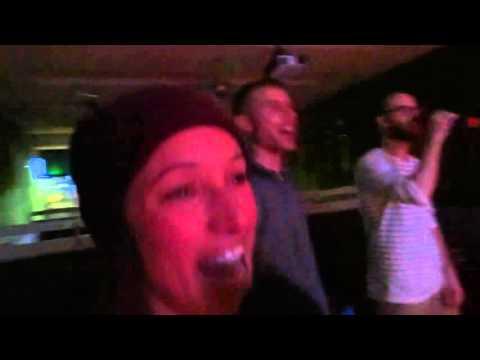 North Korea Karaoke/Moshing