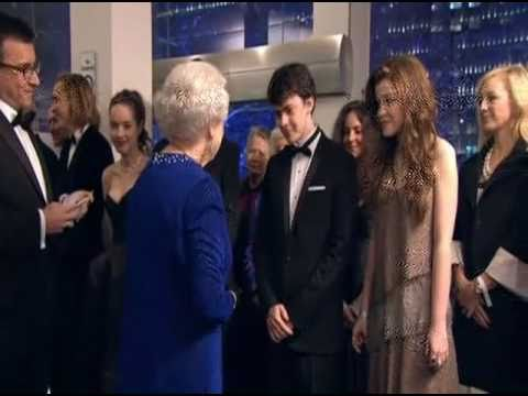 "On the Red Carpet of ""The Voyage of the Dawn Treader"" London Premiere 4"