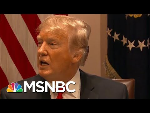 New Talks On Wall Funding May Show 'Wiggle-Room' From White House | MTP Daily | MSNBC