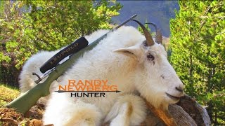 Hunting Montana Mountain Goat with Randy Newberg (FT S3 E1)