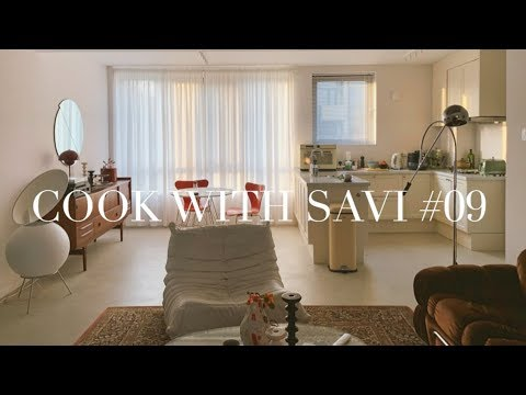 在新厨房第一期Cook With Savi丨Cook With Savi 09丨Savislook