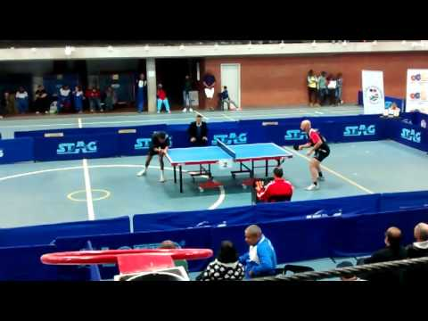 SATTB South African Table Tennis Championship Mens Singles Final Highlights