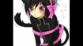 "Cute ""Nya"" message alarm [download]"