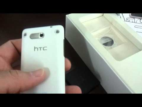 HTC A6380 GRATIA Unboxing Video - Phone in Stock at www.welectronics.com