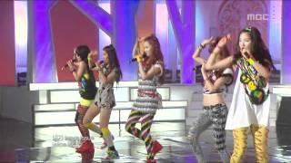 Скачать 4Minute Hot Issue 포미닛 핫이슈 Music Core 20090704
