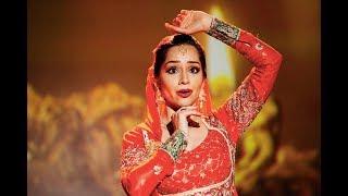 Ek Dil Ek Jaan | Ang Laga De | Nainowale Ne - LIVE Kathak Bollywood fusion by Svetlana Tulasi