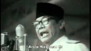 Pidato Presiden Soekarno   Genta Suara RI 17 Agustus 1963