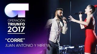 Смотреть клип Mireya Y Juan Antonio - Corre
