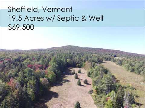 Vermont Land For Sale