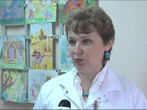 В ЛОР-отделении Областной детской клинической больницы открылась обновленная игровая комната