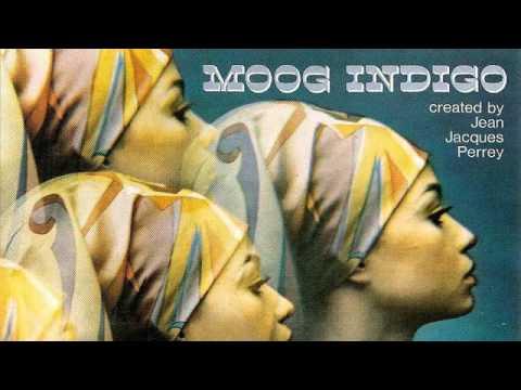 Jean-Jacques Perrey - Moog Indigo - The Elephant Never Forgets