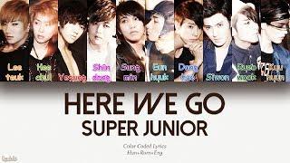 Super Junior - Here We Go